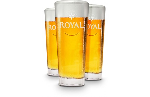 packshot royal pilsner