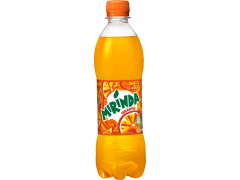 mirinda orange appelsin 50 cl bottle dry
